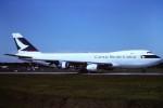 tassさんが、成田国際空港で撮影したキャセイパシフィック航空 747-236F/SCDの航空フォト(飛行機 写真・画像)