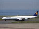 kayさんが、羽田空港で撮影したルフトハンザドイツ航空 A340-642Xの航空フォト(写真)