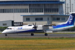 khideさんが、伊丹空港で撮影したANAウイングス DHC-8-402Q Dash 8の航空フォト(写真)