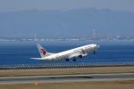 せせらぎさんが、中部国際空港で撮影した中国東方航空 737-89Pの航空フォト(写真)