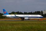 こだしさんが、成田国際空港で撮影した中国南方航空 A321-211の航空フォト(写真)