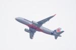 てつさんが、関西国際空港で撮影したジェットスター・ジャパン A320-232の航空フォト(写真)