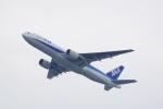 てつさんが、関西国際空港で撮影した全日空 777-281の航空フォト(写真)