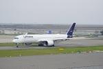 てつさんが、関西国際空港で撮影したルフトハンザドイツ航空 A350-941XWBの航空フォト(写真)