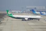 てつさんが、関西国際空港で撮影したエバー航空 A330-302の航空フォト(写真)