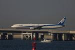 少年さんが、羽田空港で撮影した全日空 777-381の航空フォト(写真)