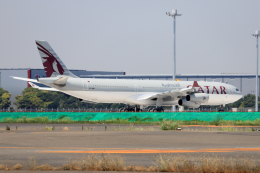 jjieさんが、羽田空港で撮影したカタールアミリフライト A340-313Xの航空フォト(飛行機 写真・画像)