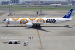 TG36Aさんが、羽田空港で撮影した全日空 777-381/ERの航空フォト(写真)