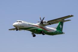 xingyeさんが、台北松山空港で撮影した立栄航空 ATR-72-600の航空フォト(飛行機 写真・画像)
