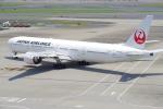 TG36Aさんが、羽田空港で撮影した日本航空 777-346/ERの航空フォト(写真)