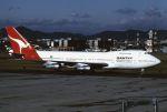 ITM58さんが、名古屋飛行場で撮影したカンタス航空 747-238Bの航空フォト(写真)