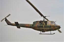 hidetsuguさんが、東千歳駐屯地で撮影した陸上自衛隊 UH-1Jの航空フォト(飛行機 写真・画像)