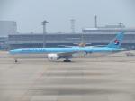 た~きゅんさんが、関西国際空港で撮影した大韓航空 777-3B5/ERの航空フォト(写真)