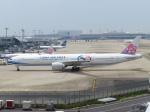 た~きゅんさんが、関西国際空港で撮影したチャイナエアライン 777-309/ERの航空フォト(写真)