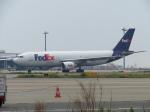 た~きゅんさんが、関西国際空港で撮影したフェデックス・エクスプレス A300F4-605Rの航空フォト(写真)
