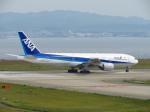 た~きゅんさんが、関西国際空港で撮影した全日空 777-281の航空フォト(写真)