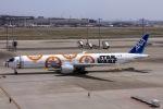 ぐっちーさんが、羽田空港で撮影した全日空 777-381/ERの航空フォト(写真)