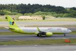 eagletさんが、成田国際空港で撮影したジンエアー 737-8SHの航空フォト(写真)