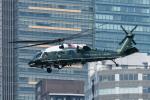 kuraykiさんが、赤坂プレスセンターで撮影したアメリカ海兵隊 VH-60N White Hawk (S-70A)の航空フォト(写真)