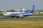 k-spotterさんが、伊丹空港で撮影した全日空 737-8ALの航空フォト(写真)