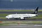juntamiさんが、羽田空港で撮影した全日空 737-881の航空フォト(写真)