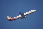senbaさんが、羽田空港で撮影したアシアナ航空 A321-231の航空フォト(写真)