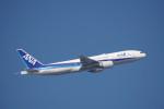 senbaさんが、羽田空港で撮影した全日空 777-281/ERの航空フォト(写真)