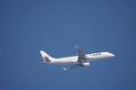 senbaさんが、羽田空港で撮影したジェイ・エア ERJ-190-100(ERJ-190STD)の航空フォト(写真)
