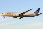 masa707さんが、ロサンゼルス国際空港で撮影したユナイテッド航空 787-9の航空フォト(写真)