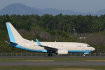 ATOMさんが、新千歳空港で撮影した大韓航空 737-7B5 BBJの航空フォト(飛行機 写真・画像)