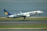 SIさんが、羽田空港で撮影したスカイマーク 737-86Nの航空フォト(写真)