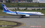 RINA-281さんが、富山空港で撮影した全日空 737-881の航空フォト(写真)