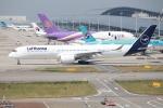 代打の切札さんが、関西国際空港で撮影したルフトハンザドイツ航空 A350-941XWBの航空フォト(写真)