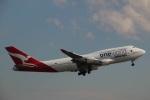 さもんほうさくさんが、シドニー国際空港で撮影したカンタス航空 747-438/ERの航空フォト(写真)
