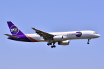フリューゲルさんが、成田国際空港で撮影したYTOカーゴ・エアラインズ 757-28S(PCF)の航空フォト(写真)