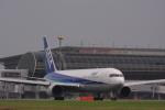 元青森人さんが、仙台空港で撮影した全日空 767-381の航空フォト(写真)