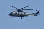 Timothyさんが、茂原カントリー倶楽部で撮影した陸上自衛隊 EC225LP Super Puma Mk2+の航空フォト(写真)