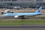 みるぽんたさんが、羽田空港で撮影した大韓航空 777-2B5/ERの航空フォト(写真)