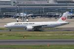 みるぽんたさんが、羽田空港で撮影した日本航空 777-246/ERの航空フォト(写真)