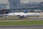 みるぽんたさんが、羽田空港で撮影したルフトハンザドイツ航空 A340-642Xの航空フォト(写真)