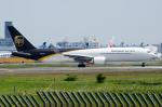 ぎんじろーさんが、成田国際空港で撮影したUPS航空 767-34AF/ERの航空フォト(写真)