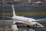 zero1さんが、羽田空港で撮影したバーレーン王室航空 767-4FS/ERの航空フォト(写真)