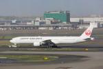meijeanさんが、羽田空港で撮影した日本航空 777-346/ERの航空フォト(写真)