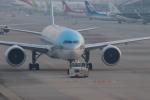 K777&787さんが、関西国際空港で撮影した大韓航空 777-3B5/ERの航空フォト(写真)