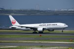 kozikoziさんが、羽田空港で撮影した日本航空 777-246の航空フォト(写真)