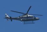 チャーリーマイクさんが、赤坂プレスセンターで撮影した警視庁 A109S Trekkerの航空フォト(写真)
