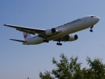 yossy602Aさんが、伊丹空港で撮影した日本航空 767-346/ERの航空フォト(写真)