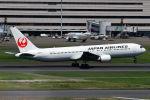 幻想航空 Air Gensouさんが、羽田空港で撮影した日本航空 767-346/ERの航空フォト(写真)