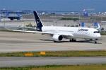 amagoさんが、関西国際空港で撮影したルフトハンザドイツ航空 A350-941XWBの航空フォト(写真)
