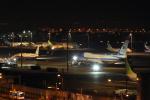 やつはしさんが、羽田空港で撮影したアメリカ空軍 757-2Q8の航空フォト(写真)